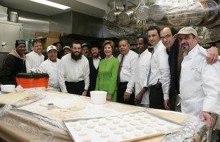 Whitehouse gets Kosher!