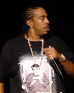 Ludacris - photo by Rabbi Jason Miller