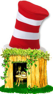 Seuss and Sukkah-by Rabbi Jason Miller