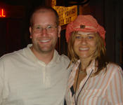 Jenn Wertz of Rusted Root with Rabbi Jason Miller