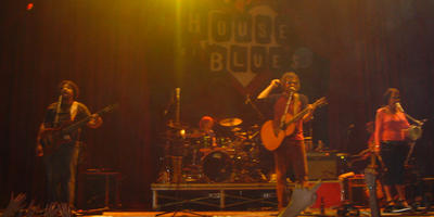Rusted Root live at The House of Blues in Las Vegas (Mandalay Bay)