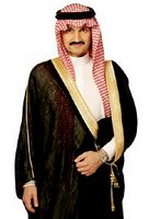 Prince Alwaleed Bin Talal at Rabbi Jason Miller's Blog